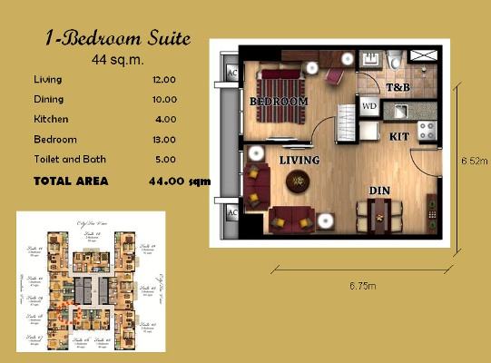 Two Residences Condominium | RHB HOMES Real Estate and Interior ...
